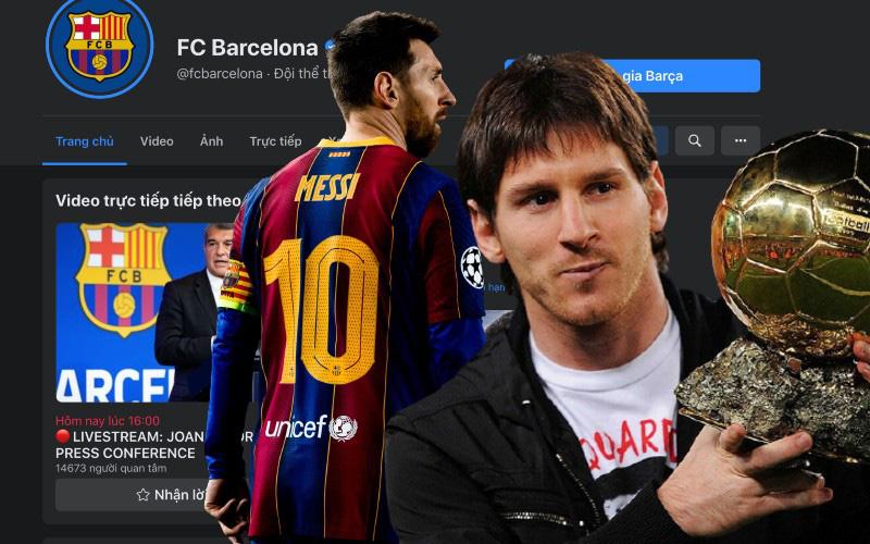 Messi làm