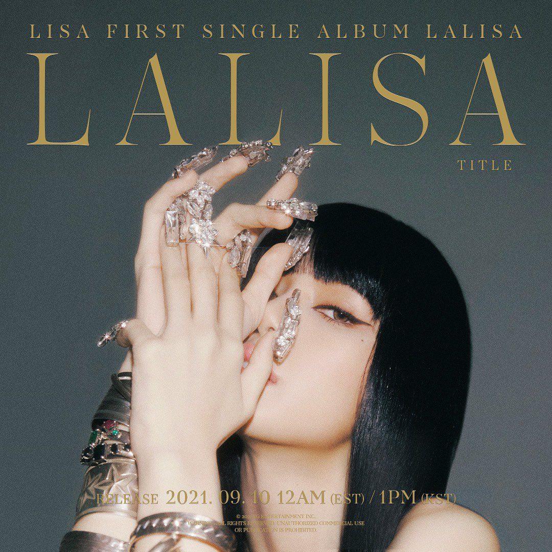 Lisa (BLACKPINK) bùng nổ visual ở họp báo debut solo: Màu tóc lạ như