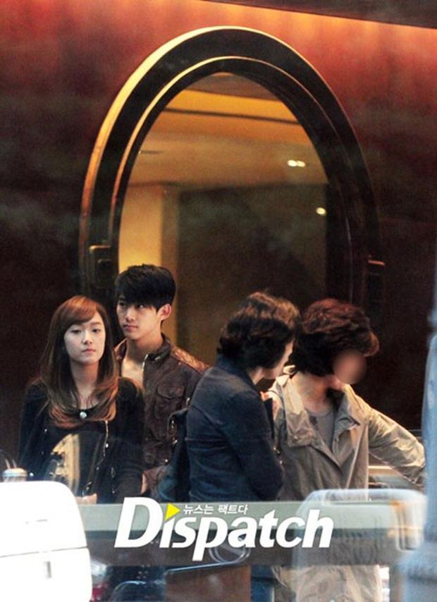 Thái độ 1 trời 1 vực của Taecyeon (2PM) với tình mới và Jessica: Bên được công khai hẹn hò, bên bị phũ mặc kệ Dispatch tóm gọn - Ảnh 4.