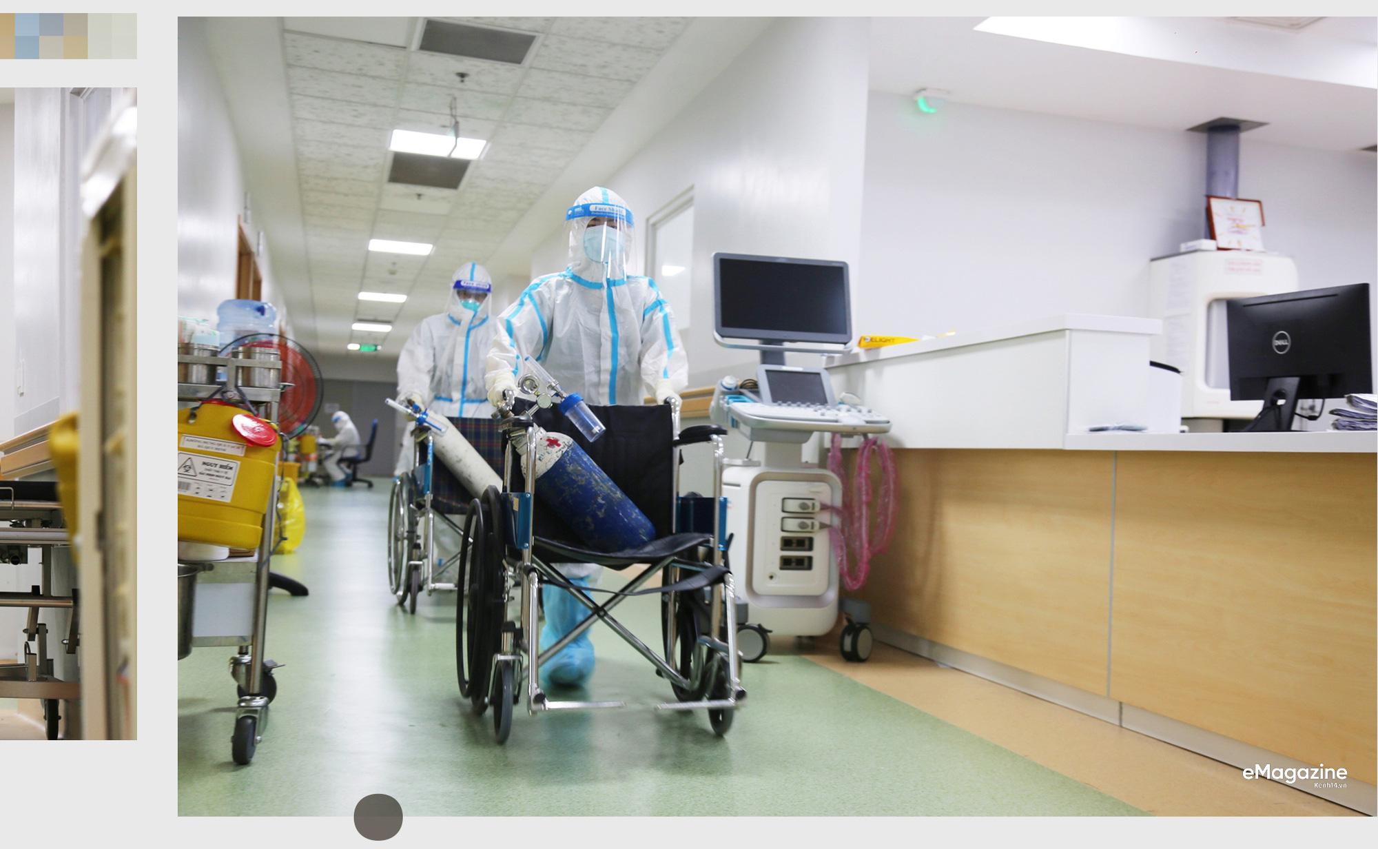 """7 giờ tại bệnh viện hồi sức Covid-19: Phút cân não giành giật từng hơi thở và cái cúi đầu """"tạm biệt"""" - Ảnh 20."""