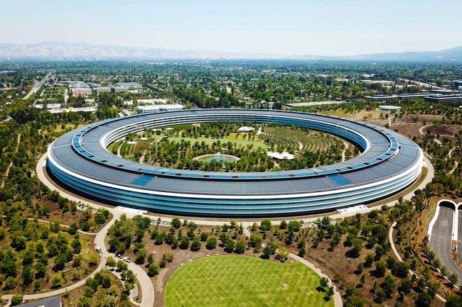 Cận cảnh Apple Park: Văn phòng đẹp nhất thế giới trị giá 5 tỷ USD, nơi tổ chức buổi ra mắt iPhone 13 đêm nay! - ảnh 3