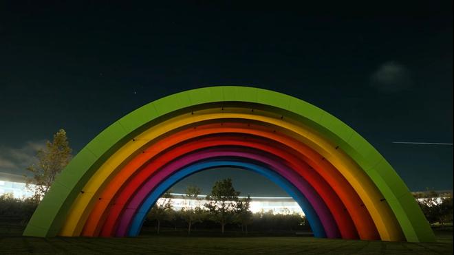 Cận cảnh Apple Park: Văn phòng đẹp nhất thế giới trị giá 5 tỷ USD, nơi tổ chức buổi ra mắt iPhone 13 đêm nay! - ảnh 8