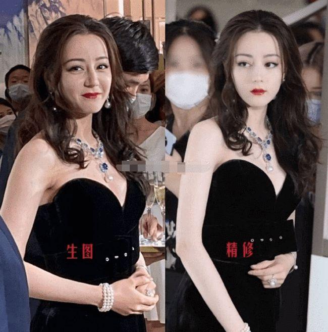Nhiếp ảnh gia tiết lộ nhan sắc thật và làn da ở tuổi 29 của Địch Lệ Nhiệt Ba, rời xa photoshop là như thế này đây? - Ảnh 4.
