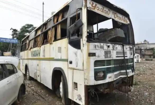 Người phụ nữ bị cưỡng hiếp, tra tấn bằng thanh sắt đến tử vong trên xe bus giữa ban ngày gây chấn động dư luận - ảnh 1