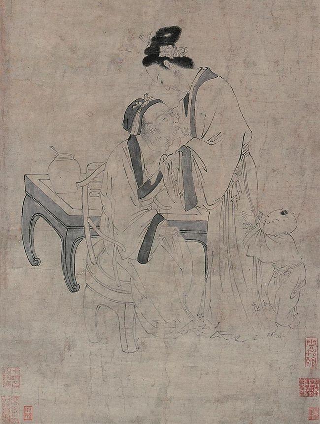 Bức tranh khiến Đường Bá Hổ bị mắng là tục tĩu, vô liêm sỉ: Mang nỗi oan trăm năm vì người đời không biết chữ! - ảnh 1