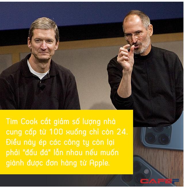 Tim Cook: Ông vua quản lý chuỗi biến Apple thành đế chế giá trị nhất toàn cầu - ảnh 3