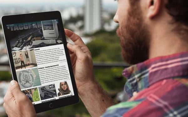 Chuyển từ báo giấy sang báo mạng, một tờ báo bỏ ra hàng triệu USD mua iPad tặng độc giả - ảnh 1