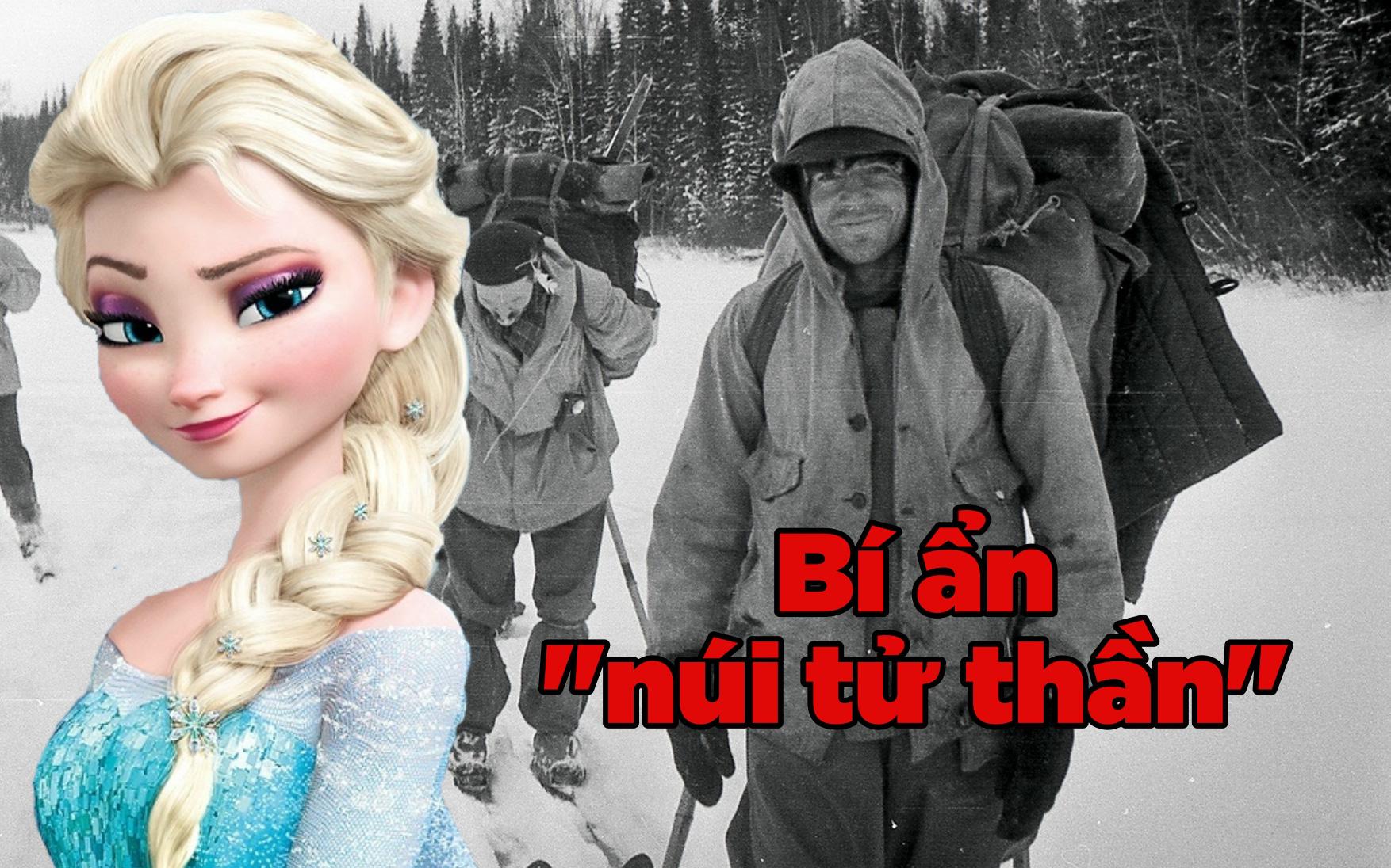 """Frozen từng giúp giải mã """"thảm kịch núi tử thần"""" 62 năm không lời giải: 9 người chết bí ẩn với vết thương lạ, sự thật đằng sau là gì?"""