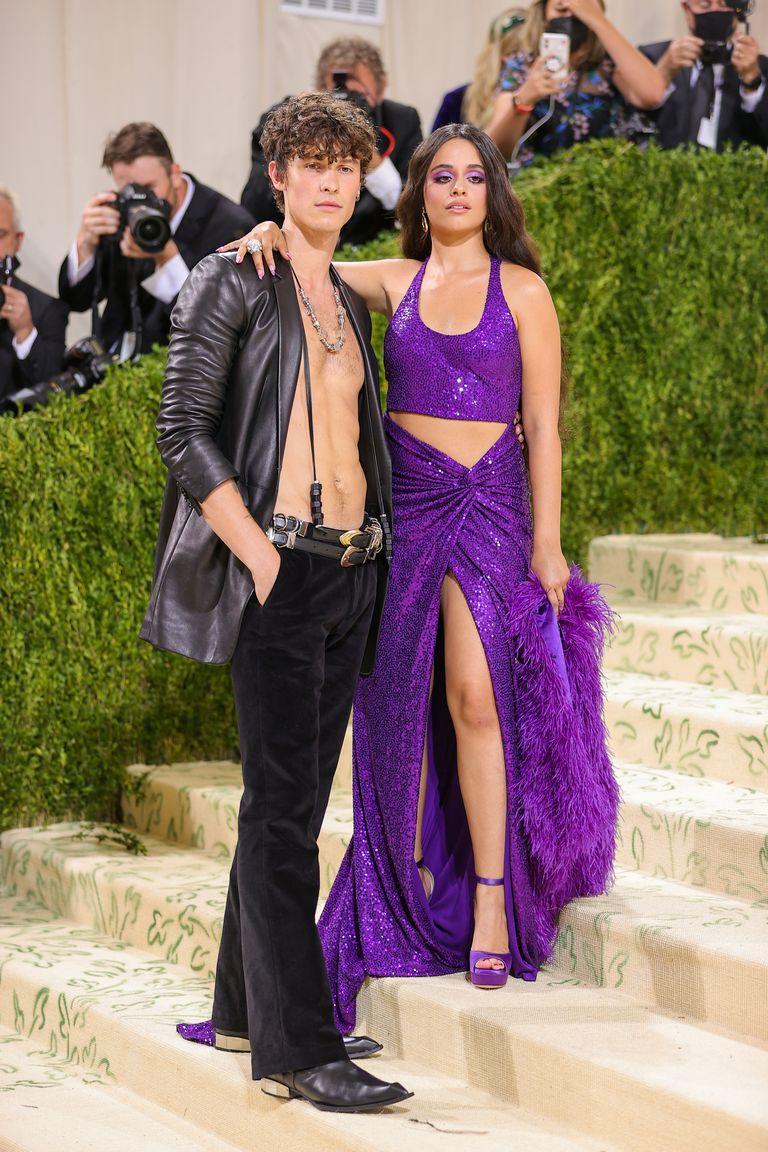 4 cặp đôi hot đổ bộ Met Gala: Justin - Hailey sang bao nhiêu, Shawn - Camila sến bấy nhiêu, bạn trai Rihanna như... món ngũ cốc - Ảnh 6.