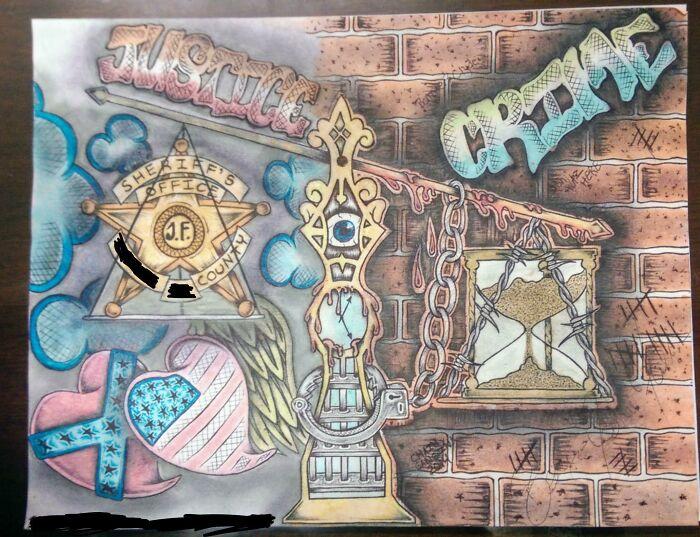 15 món đồ cực kì sáng tạo và thẩm mỹ, thật bất ngờ vì chúng được tạo ra bởi chính các tù nhân khéo tay đang ở sau song sắt - Ảnh 13.