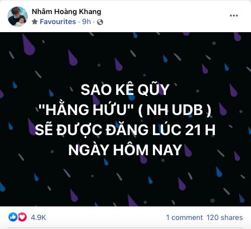 Lật tẩy hàng loạt chiêu trò mà cậu IT Nhâm Hoàng Khang sử dụng để lách luật trước giờ công khai sao kê - ảnh 5