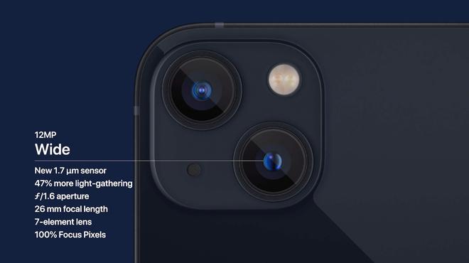 Camera iPhone 13 xịn xò như thế nào mà Apple khẳng định nó vô đối so với các mẫu smartphone khác? - ảnh 13