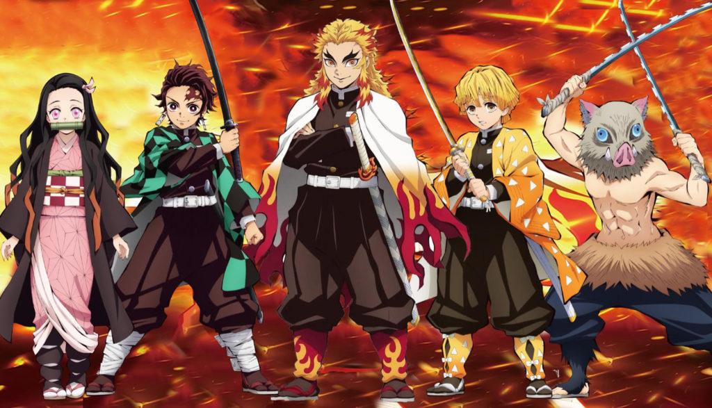 Anime đỉnh chóp nhất lịch sử gọi tên Thanh Gươm Diệt Quỷ: Hơn 11 nghìn tỷ doanh thu, xô đổ 7749 kỷ lục trong mùa dịch - Ảnh 5.