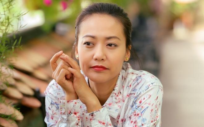 Hồng Ánh: Tôi học được những thay đổi tích cực, đó là tính giáo dục cao từ phim ảnh - Ảnh 1.