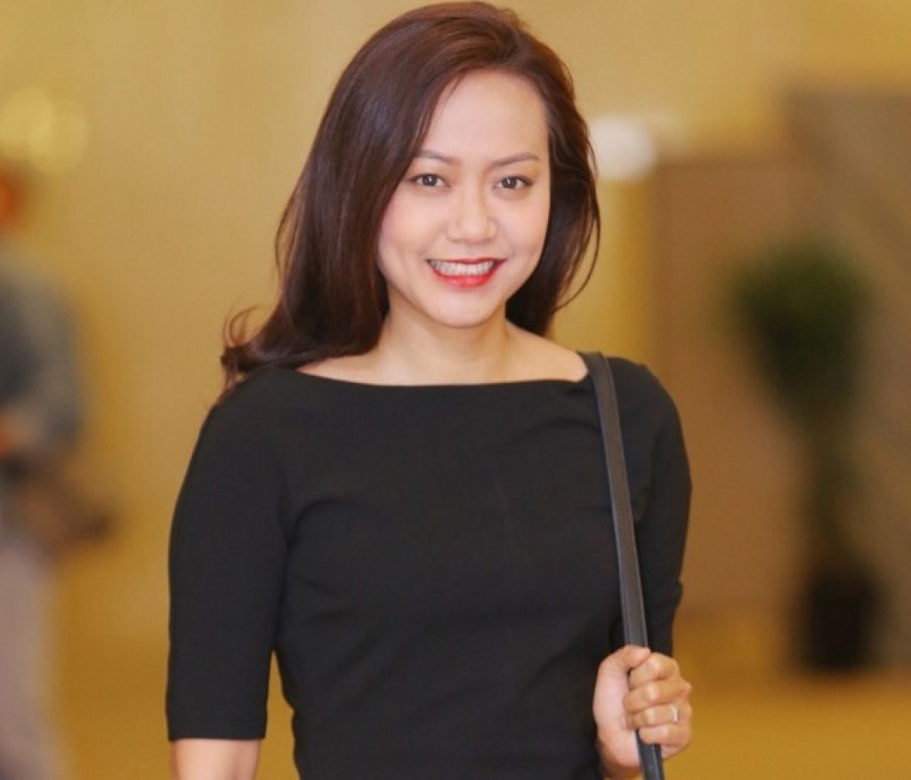 Hồng Ánh: Tôi học được những thay đổi tích cực, đó là tính giáo dục cao từ phim ảnh - Ảnh 3.