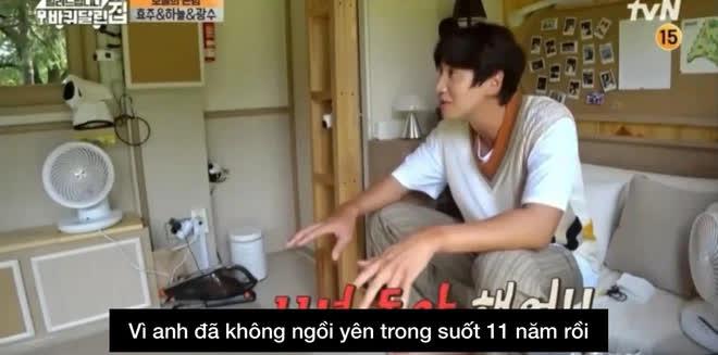 Lee Kwang Soo vẫn mắc bệnh Running Man dù đã đi show mới - ảnh 2