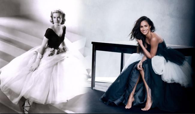 Đặt lên bàn cân Công nương Monaco và Meghan Markle: 2 nàng dâu đồng hương nhưng số phận khác nhau hoàn toàn - ảnh 6
