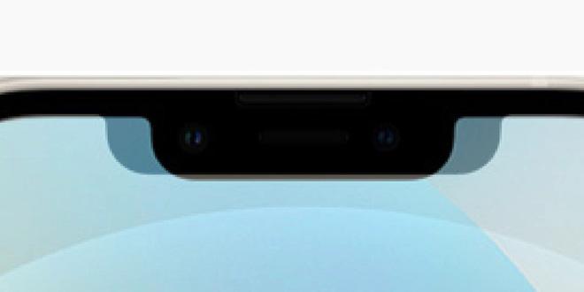 iPhone 13 có tai thỏ gọn hơn nhưng vẫn không thể hiển thị phần trăm pin? - ảnh 1