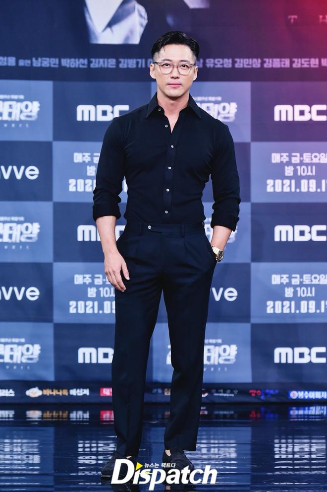 Dàn sao đổ bộ sự kiện: Nam Goong Min lột xác thành nam thần 6 múi, mỹ nhân Gia Đình Là Số 1 đổi thái độ sau tin đồn cặp đại gia - ảnh 2
