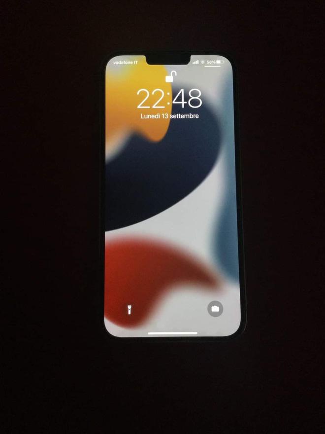 iPhone 13 có tai thỏ gọn hơn nhưng vẫn không thể hiển thị phần trăm pin? - ảnh 3