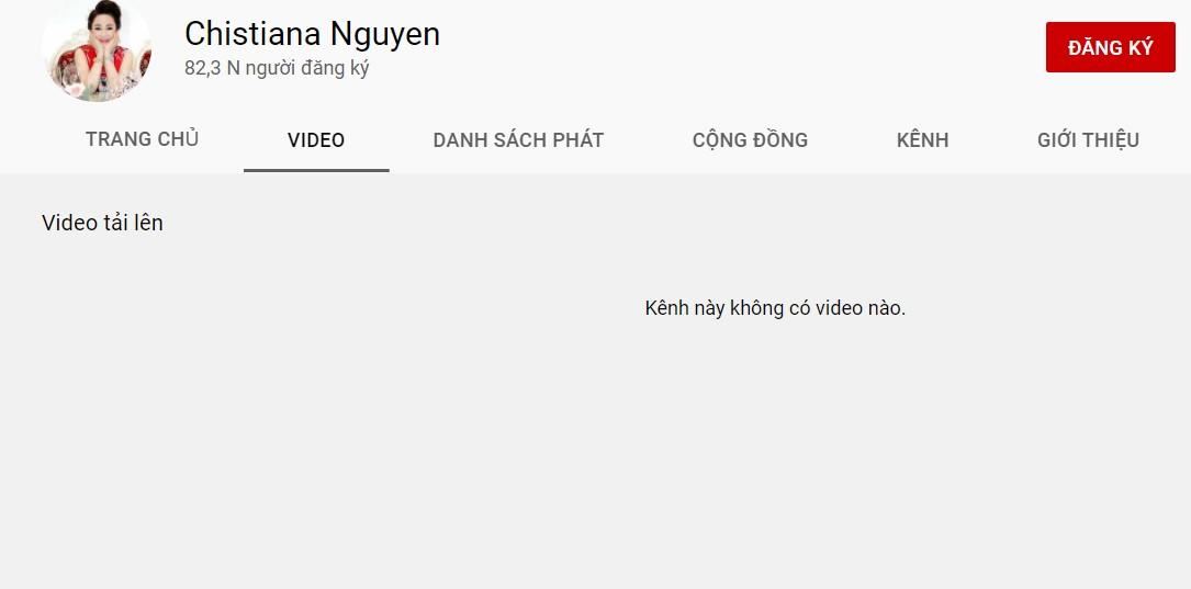 """Sau khi bà Phương Hằng tuyên bố """"dừng lại"""", hàng loạt kênh YouTube hàng chục nghìn lượt theo dõi của Công ty Đại Nam đã bốc hơi - Ảnh 3."""