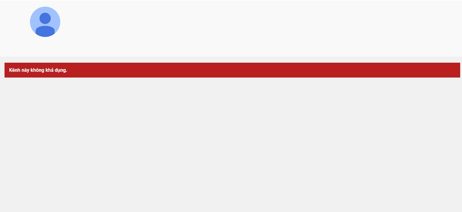 """Sau khi bà Phương Hằng tuyên bố """"dừng lại"""", hàng loạt kênh YouTube hàng chục nghìn lượt theo dõi của Công ty Đại Nam đã bốc hơi - Ảnh 2."""