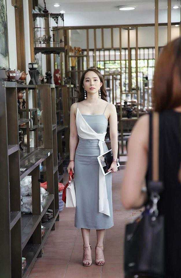 Khi váy áo được mỹ nhân Việt mặc hôm nay, hôm sau bán đầy ngoài chợ... - ảnh 17