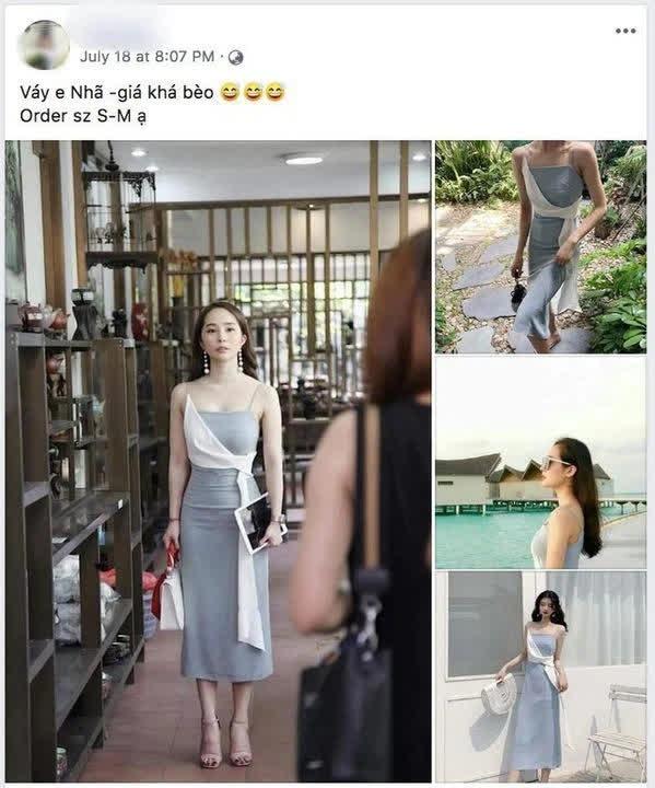 Khi váy áo được mỹ nhân Việt mặc hôm nay, hôm sau bán đầy ngoài chợ... - ảnh 18