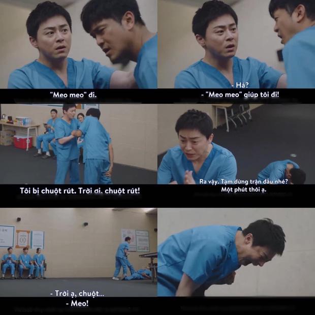 12 khoảnh khắc kinh điển ở Hospital Playlist 2: Từ cười sảng người đến khóc sưng mắt, chưa gì đã thấy nhớ hội F5 rồi! - Ảnh 15.