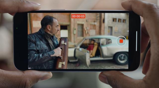 Apple khoe ảnh chi tiết 4 mẫu iPhone 13 vừa ra mắt - ảnh 4
