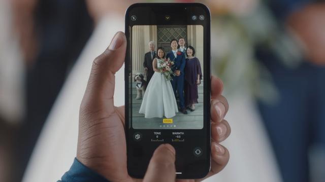 Apple khoe ảnh chi tiết 4 mẫu iPhone 13 vừa ra mắt - ảnh 6