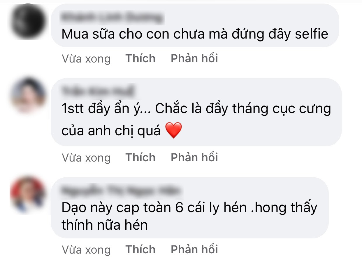 Anh Tú đăng ảnh chứa ký tự đặc biệt, netizen ồ ạt hỏi có phải đầy tháng con với Diệu Nhi? - Ảnh 4.