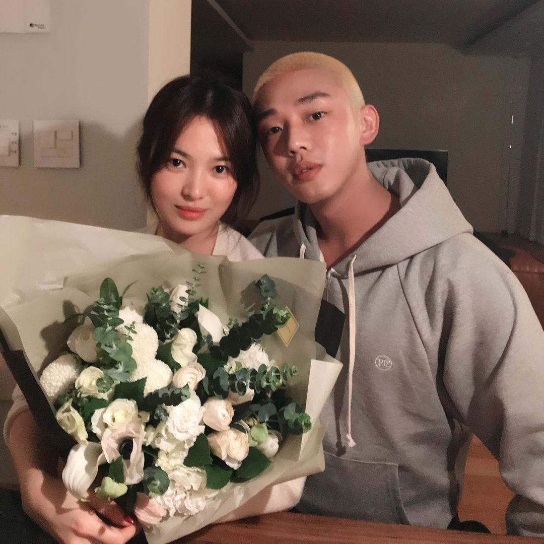 Đúng sinh nhật Song Joong Ki, Song Hye Kyo bất ngờ có động thái cực vui vẻ và tình cảm với nhân vật đặc biệt này - Ảnh 7.