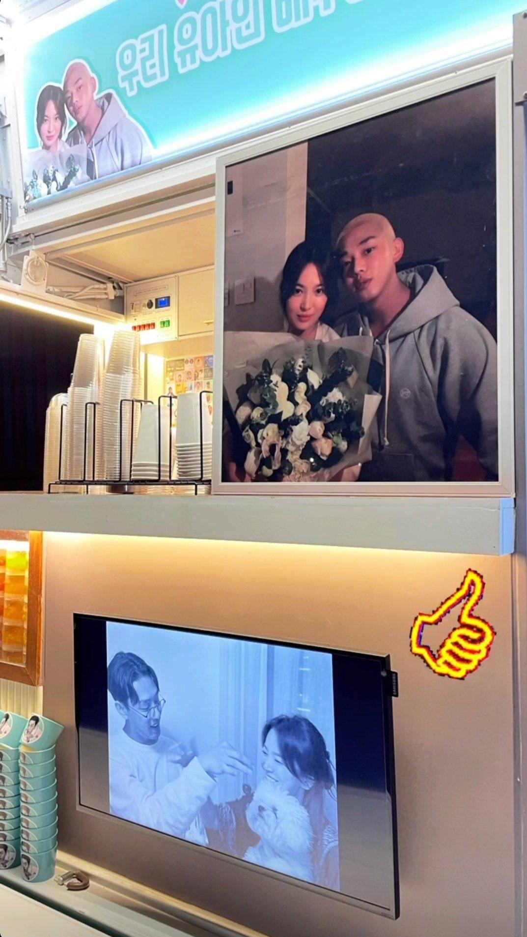 Đúng sinh nhật Song Joong Ki, Song Hye Kyo bất ngờ có động thái cực vui vẻ và tình cảm với nhân vật đặc biệt này - Ảnh 6.