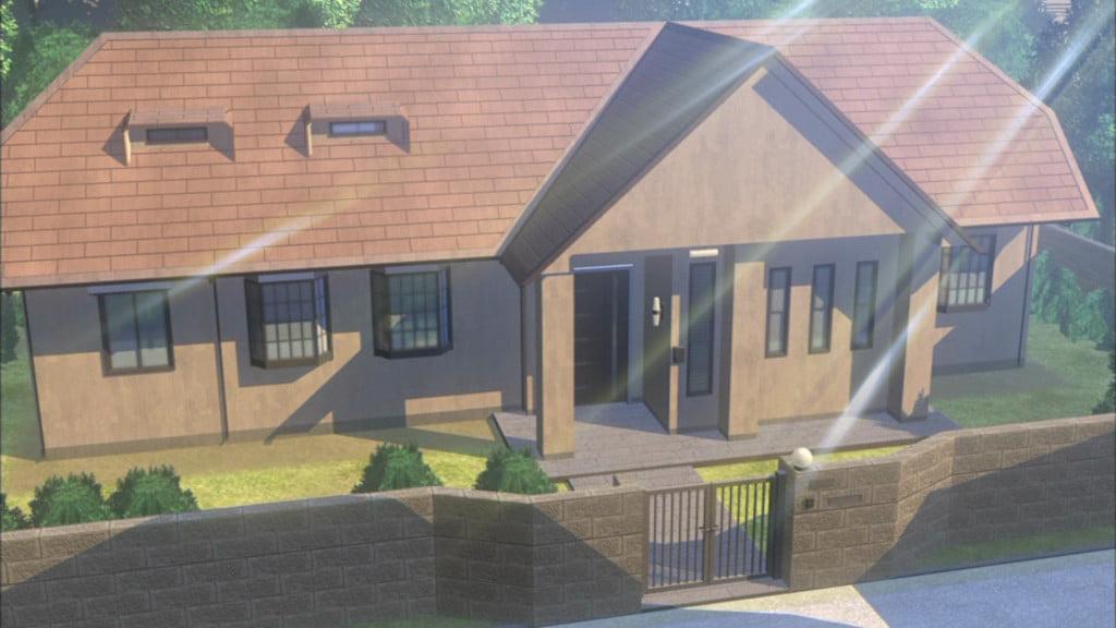 So kè nhà cửa của dàn nhân vật Conan: Shinichi giàu nứt vách nhưng vẫn hửi khói một biệt thự mạ vàng 20.000 tỷ! - Ảnh 6.