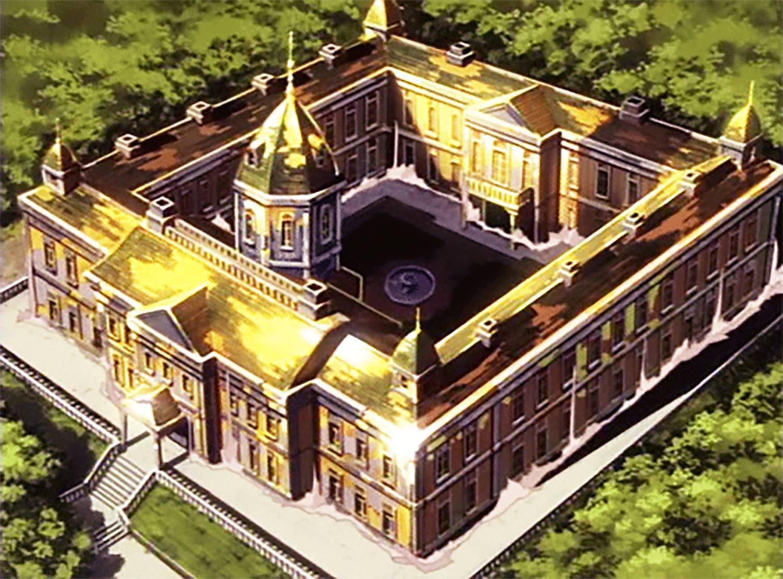 So kè nhà cửa của dàn nhân vật Conan: Shinichi giàu nứt vách nhưng vẫn hửi khói một biệt thự mạ vàng 20.000 tỷ! - Ảnh 21.