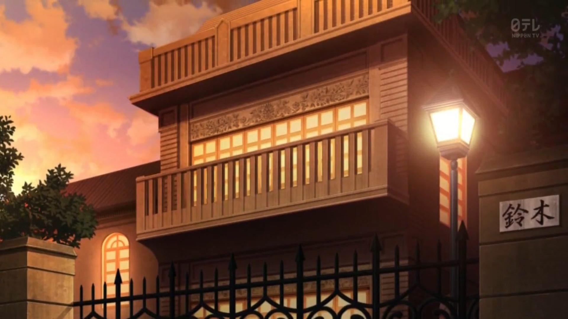So kè nhà cửa của dàn nhân vật Conan: Shinichi giàu nứt vách nhưng vẫn hửi khói một biệt thự mạ vàng 20.000 tỷ! - Ảnh 11.