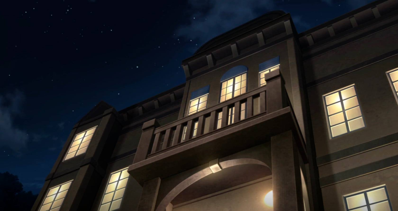 So kè nhà cửa của dàn nhân vật Conan: Shinichi giàu nứt vách nhưng vẫn hửi khói một biệt thự mạ vàng 20.000 tỷ! - Ảnh 12.