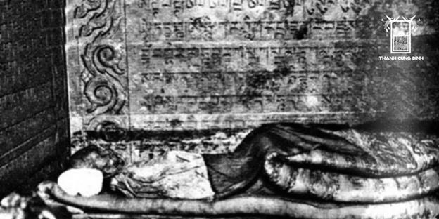 Lệnh Ý Hoàng quý phi và bí ẩn trăm năm bên dưới chiếc quan tài - ảnh 5