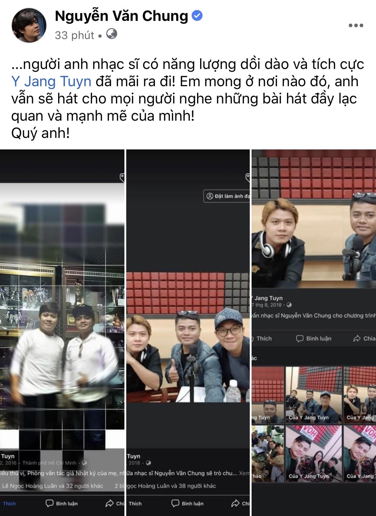Tin buồn: Ca sĩ Y Jang Tuyn qua đời vì Covid-19, vợ và 2 con từng là F0 - Ảnh 6.