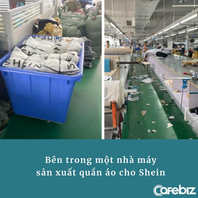 Vạch trần Shein - đế chế tỷ đô bí ẩn nhất Trung Quốc: Nhà xưởng tồi tàn, nhân viên phải đi bộ cả chục km/ngày, tất cả đều bị cấm nói về công ty - ảnh 1
