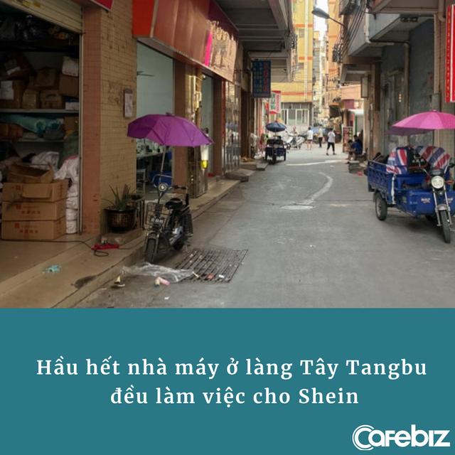 Vạch trần Shein - đế chế tỷ đô bí ẩn nhất Trung Quốc: Nhà xưởng tồi tàn, nhân viên phải đi bộ cả chục km/ngày, tất cả đều bị cấm nói về công ty - ảnh 3