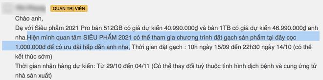 Một nhà bán lẻ Việt Nam bị Apple phạt vì lách luật nhận đặt cọc iPhone 13 - ảnh 3