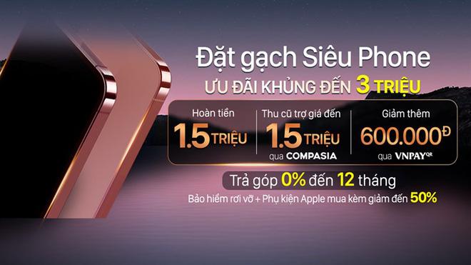 Một nhà bán lẻ Việt Nam bị Apple phạt vì lách luật nhận đặt cọc iPhone 13 - ảnh 4