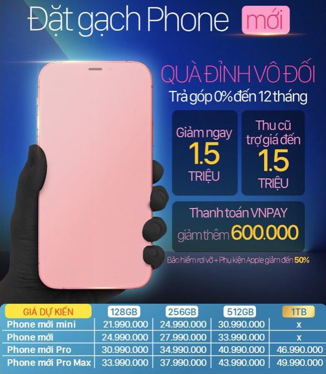 Một nhà bán lẻ Việt Nam bị Apple phạt vì lách luật nhận đặt cọc iPhone 13 - ảnh 5