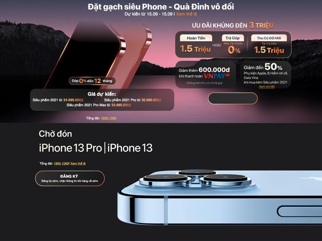 Một nhà bán lẻ Việt Nam bị Apple phạt vì lách luật nhận đặt cọc iPhone 13 - ảnh 6