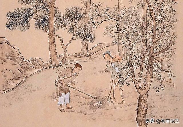 Soi tranh vẽ cảnh sinh hoạt đời xưa trong mộ cổ, dân mạng kịch liệt chỉ trích: Nhìn kỹ mới thấy 1 chi tiết quá mức rùng mình - ảnh 5