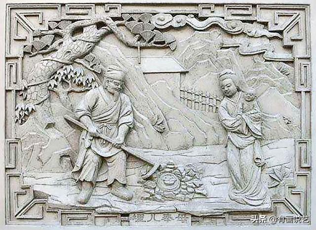 Soi tranh vẽ cảnh sinh hoạt đời xưa trong mộ cổ, dân mạng kịch liệt chỉ trích: Nhìn kỹ mới thấy 1 chi tiết quá mức rùng mình - ảnh 6