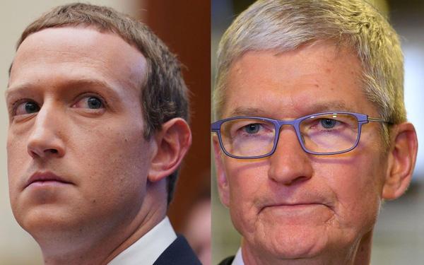 Apple đe dọa xóa Facebook khỏi App Store - ảnh 1