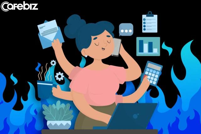 4 mẹo giảm lãng phí thời gian và nâng cao hiệu quả công việc: Thứ bạn thiếu không phải quyết tâm mà là phương pháp! - ảnh 1